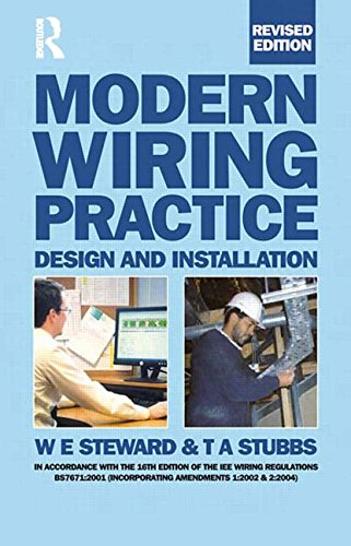 9780750666626: Modern Wiring Practice, Twelfth Edition: Design and Installation, Revised Edition