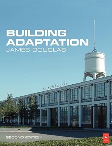 9780750666671: Building Adaptation