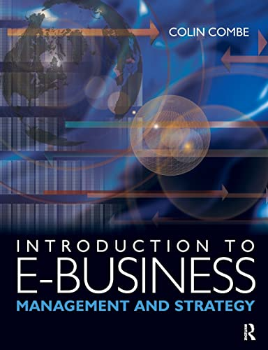 9780750667319: Introduction to e-Business: Management and Strategy