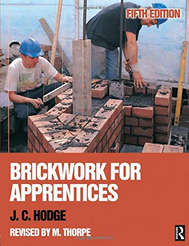 9780750667524: Brickwork for Apprentices, Fifth Edition