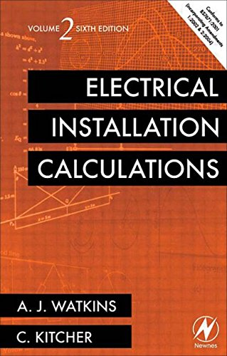 9780750667838: Electrical Installation Calculations Volume 2, Sixth Edition