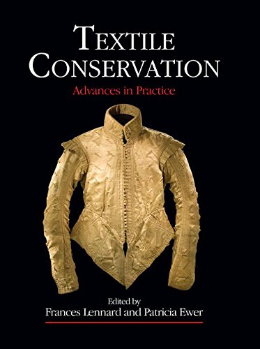 9780750667906: Textile Conservation (Conservation and Museology)