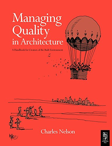 9780750668187: Managing Quality in Architecture