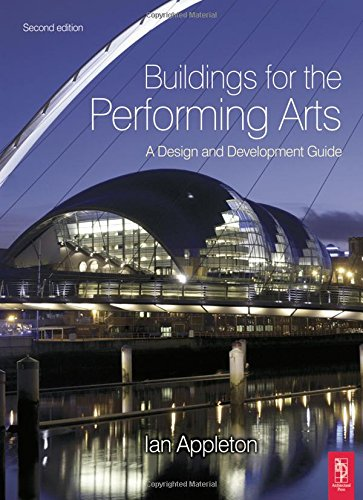 9780750668354: Buildings for the Performing Arts