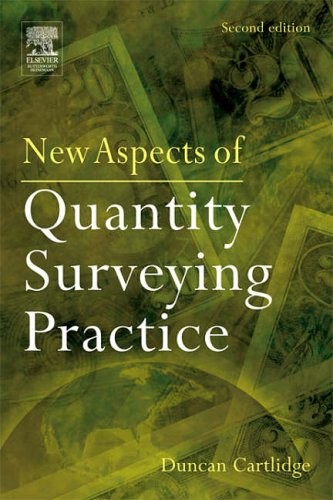 9780750668415: New Aspects of Quantity Surveying Practice