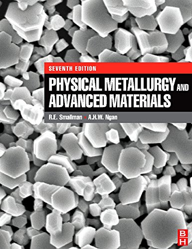 9780750669061: Physical Metallurgy and Advanced Materials, Seventh Edition