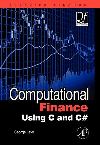 9780750669191: Computational Finance Using C and C# (Quantitative Finance)