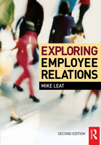 9780750669399: Exploring Employee Relations
