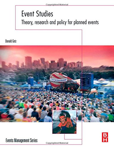 9780750669597: Event Studies: Theory, Research and Policy for Planned Events