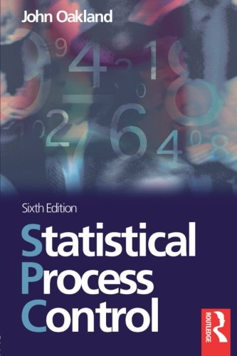 9780750669627: Statistical Process Control