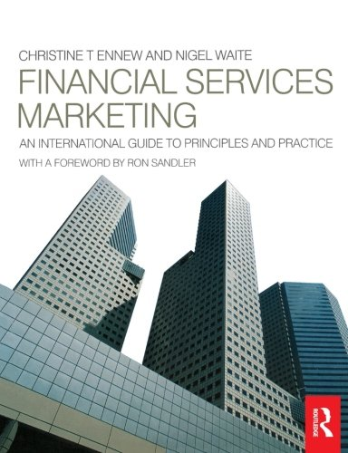 Financial Services Marketing: An international guide to: Christine Ennew, Nigel