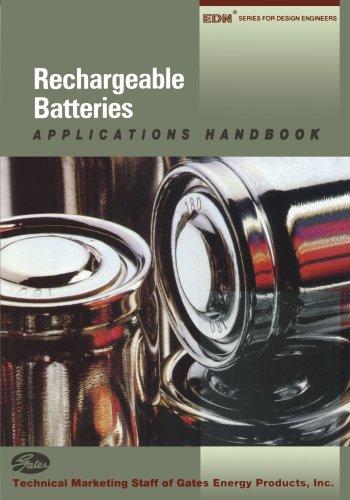 9780750670067: Rechargeable Batteries Applications Handbook (EDN Series for Design Engineers)