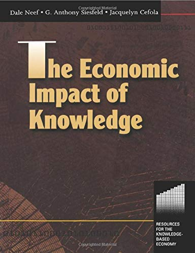 9780750670098: The Economic Impact of Knowledge (Resources for the Knowledge-Based Economy)