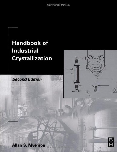 9780750670128: Handbook of Industrial Crystallization