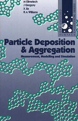 9780750670241: Particle Deposition and Aggregation: Measurement, Modelling and Simulation (Colloid and Surface Engineering)