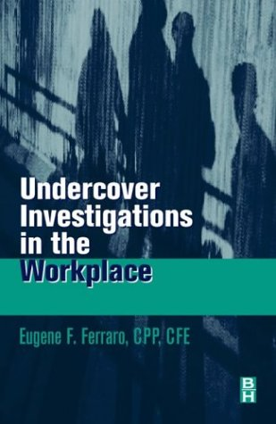 9780750670487: Undercover Investigations for the Workplace