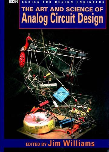 9780750670623: The Art and Science of Analog Circuit Design (EDN Series for Design Engineers)