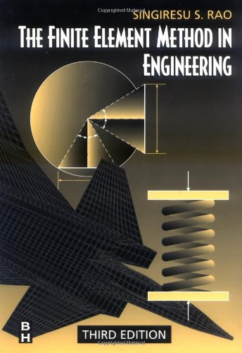 9780750670722: The Finite Element Method in Engineering, Third Edition