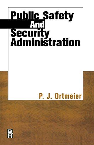 9780750670791: Public Safety and Security Administration