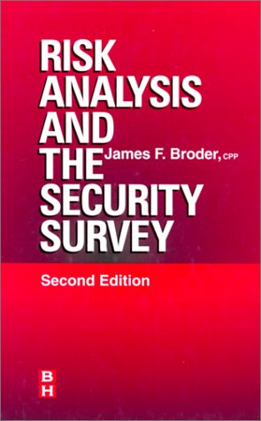 9780750670890: Risk Analysis and the Security Survey, Second Edition
