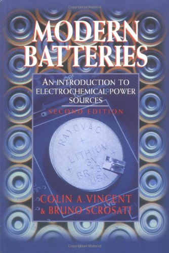 9780750670920: Modern Batteries, Second Edition: An Introduction to Electrochemical Power Sources