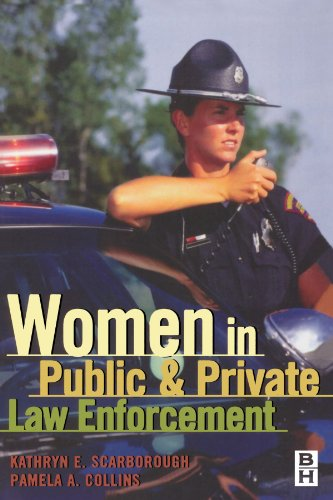 Women in Public and Private Law Enforcement: Pamela A. Collins