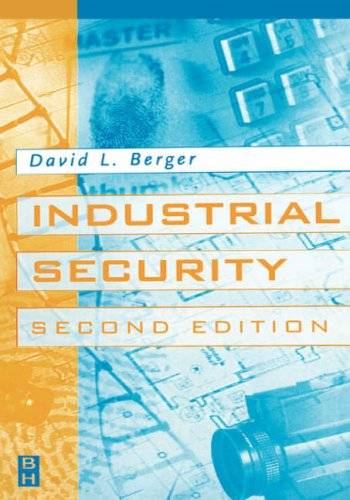 9780750671392: Industrial Security