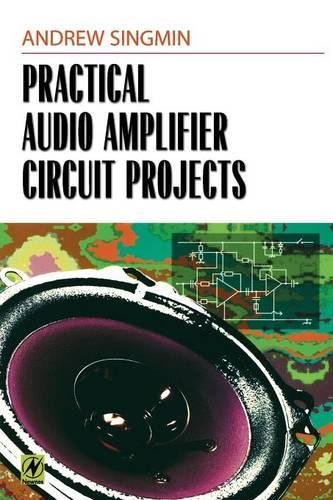9780750671491: Practical Audio Amplifier Circuit Projects