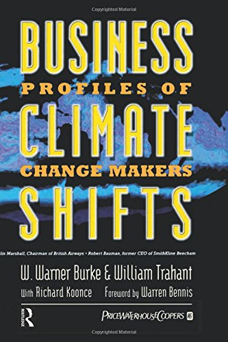 9780750671866: Business Climate Shifts: Profiles of Change Makers