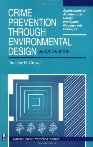 9780750671989: Crime Prevention Through Environmental Design