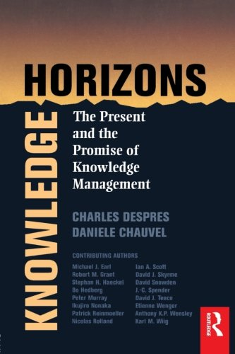 9780750672474: Knowledge Horizons
