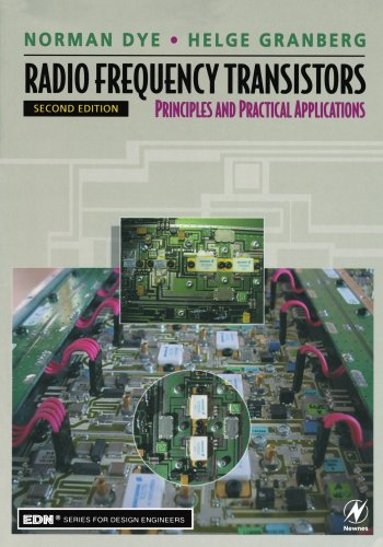 9780750672818: Radio Frequency Transistors, Second Edition: Principles and Practical Applications (EDN Series for Design Engineers)