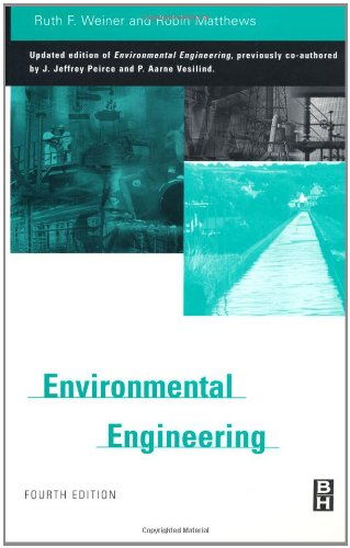9780750672948: Environmental Engineering, Fourth Edition