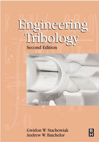 9780750673044: Engineering Tribology, Second Edition