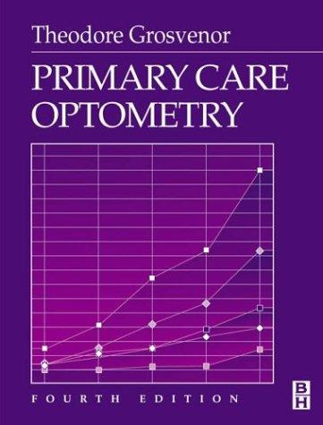 9780750673082: Primary Care Optometry, 4e