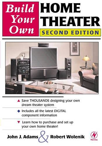9780750673303: Build Your Own Home Theater