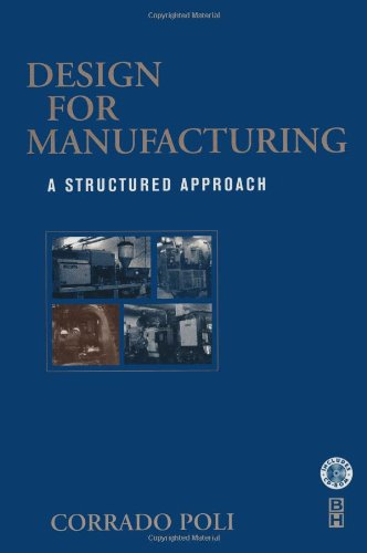9780750673419: Design for Manufacturing: A Structured Approach