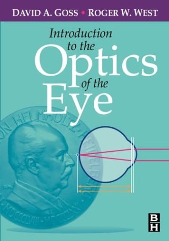 9780750673464: Introduction to the Optics of the Eye