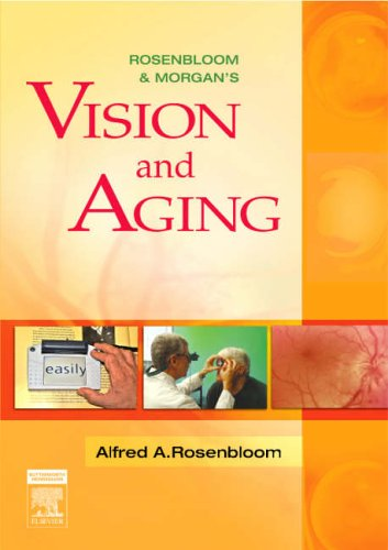 9780750673594: Rosenbloom & Morgan's Vision and Aging