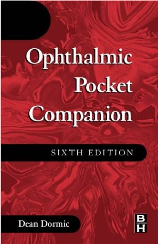 9780750673815: Ophthalmic Pocket Companion, 6e