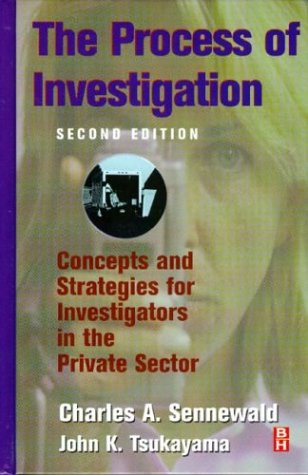 9780750673990: The Process of Investigation, Second Edition