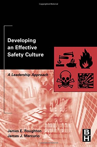 9780750674119: Developing an Effective Safety Culture: A Leadership Approach