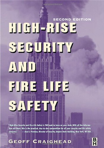 9780750674553: High-Rise Security and Fire Life Safety, Second Edition