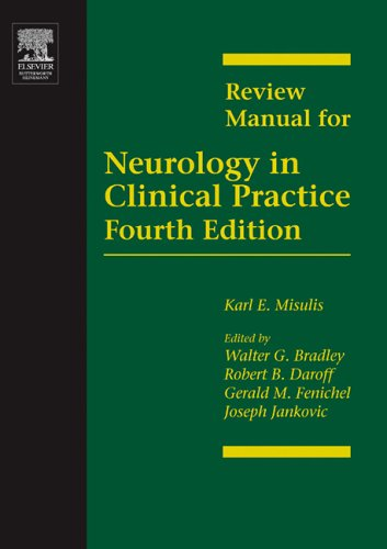 Review Manual for Neurology in Clinical Practice,: Karl E. Misulis
