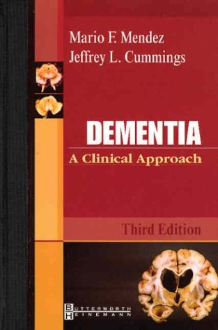 9780750674706: Dementia: A Clinical Approach, 3e