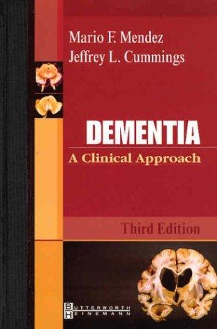 9780750674706: Dementia: A Clinical Approach