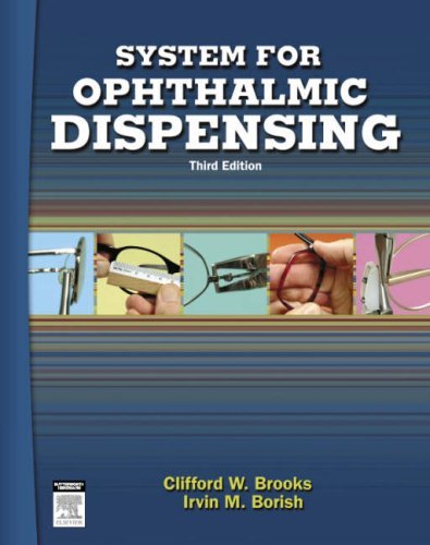 9780750674805: System for Ophthalmic Dispensing