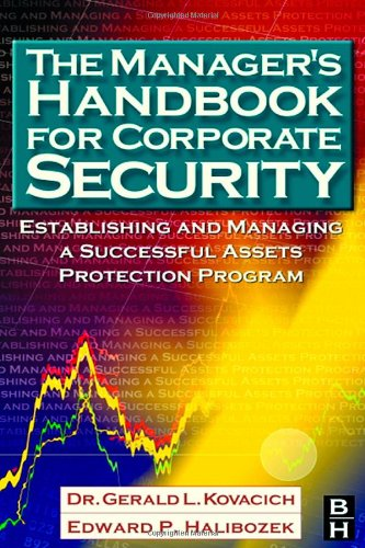9780750674874: The Manager's Handbook for Corporate Security: Establishing and Managing a Successful Assets Protection Program