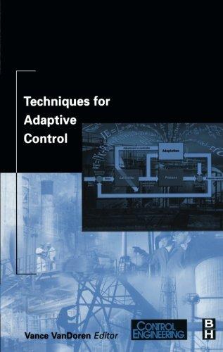 9780750674959: Techniques for Adaptive Control
