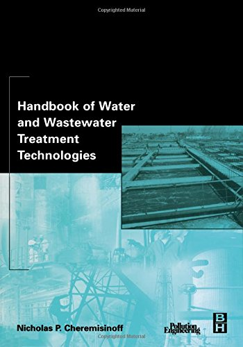 9780750674980: Handbook of Water and Wastewater Treatment Technologies